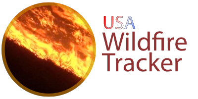 USA Fire Tracker